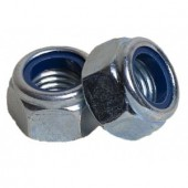 Гайка с Стопорным кольцом DIN 985