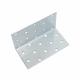 Уголок крепежный  40х 40х 80х2,0мм цинк (50 шт)
