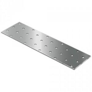 Пластина крепежная 100х 35х2.0мм оцинк. (150 шт)