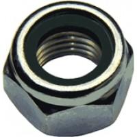 Гайка со стопорным кольцом М 6 DIN 985 (2500) К